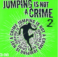 JUMPING IS NOT A CRIME VOL 2 - COMPILATION 1 CD + 1 DVD