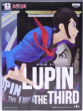 Lupin Iii the Third Opening Vignette I Banpresto Craneking Statue Figure in Box
