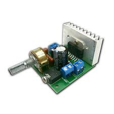 Módulo Amplificador Audio Estéreo 2 Canales 15W+ 15W-TDA7297