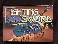 "3DO ""Fighting Sword"" Control Pad Panasonic W/MULTI PLAYER OPTION BRAND NEW!"