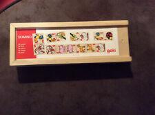 Spiel- Domino aus Holz, von Goki, ab 3 Jahre, NEU