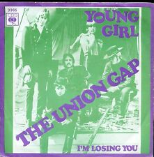 7inch THE UNION GAP ( GARY PUCKETT) YOUNG GIRL holland 1968 VG++