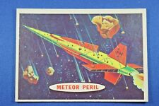 1957 Topps Space Cards - #23 Meteor Peril - NrMt Condition