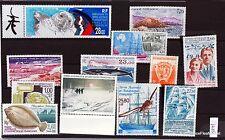 SAINT PIERRE et MIQUELON  lot de timbres NEUF ** vendu sous la faciale L0306