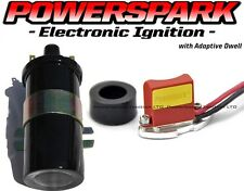 25D Morris electronic ignition kit + coil