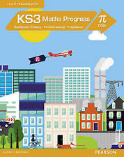 KS3 Maths Progress Student Book Pi 1 by Pearson Education Limited (Paperback,...