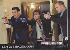 2012 Rittenhouse Archives Warehouse 13 Season 4 Trading Cards Promo Card P1