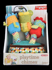 Infantino Playtime Chimes Go Gaga Collection - New - Lqqk