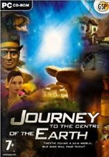 Journey To The Centre Of The Earth PC Game Used Good & Working Condition