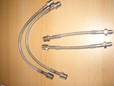 Stahlflex Bremsleitungen Trabant 601, Bremssystem, vorne und hinten
