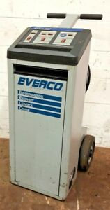 Everco A9950 RCFC-12 Recycling Refrigerant Recovery Recharging Machine #259