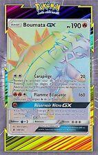 Boumata GX Secret - SL2 - 148/145 - Carte Pokemon Neuve Française