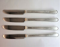 Mayfair Grille Knives (Set of 4) Rogers Bros International Silverplate