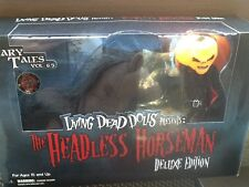 Living Dead Dolls Headless Horseman LIMITED (500) LDD Variant glow in the dark