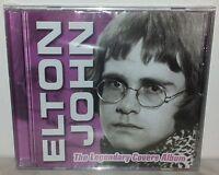 CD ELTON JOHN - LEGENDARY COVERS ALBUM - SEALED SIGILLATO