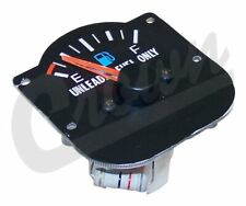 """Fuel Gauge For Jeep 1992 To 1995 YJ Wrangler """"Unleaded Fuel Only"""" Crn 56004879"""