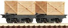 ROCO 34603 Crate Wagons (2)