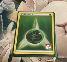 OtBG x1 Grass Wind Energy Basic 2011 Play! League Promo holo Foil Pokemon NM