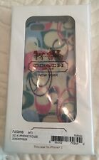Coach Iphone 5 Case NEW F65898