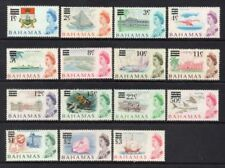 Elizabeth II (1952-Now) Mint Never Hinged/MNH Bahamian Stamps (Pre-1973)