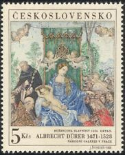 Czechoslovakia 1968 Albrecht Durer/Art/Artists/Paintings/StampEx 1v (n44808)