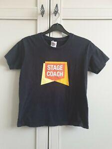 Stagecoach Tshirt Size 7-8