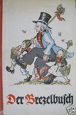 Der Brezelbusch Ein Märchenbuch Hubert Göbels 1953 Märchen..