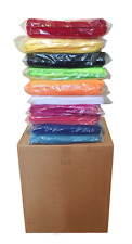 """240 Microfiber 12""""x12"""" Cleaning/Auto Detailing Cloths Towels MIXED COLORS 300GSM"""