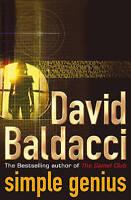 Simple Genius, Baldacci, David, Very Good Book