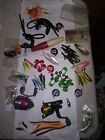 Junk+Drawer+Fishing+Lot+Lures+Reels+And+More+Lot+%232