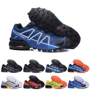 Athletic Men's Sports Salomon Speedcross Running Hiking 4 Casual Shoes Sneakers
