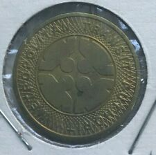 Des Moines Iowa IA Metropolitan Transit Authority Transportation Token