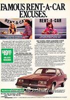 1983 Oldsmobile Cutlass Supreme Original Advertisement Print Art Car Ad J677