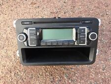 VOLKSWAGEN GOLF MK VI RADIO CD PLAYER MP3 HEAD UNIT -