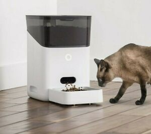 Petnet SF20B Automatic Pet Feeder for Dogs & Cats Wi-Fi SmartFeeder