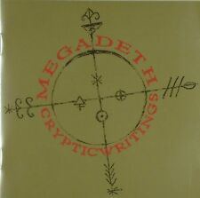 CD - Megadeth - Cryptic Writings - A872
