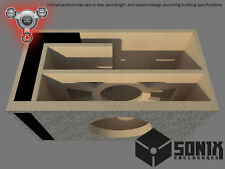 STAGE 2 - PORTED SUBWOOFER MDF ENCLOSURE FOR RE AUDIO XXX V2 12 SUB BOX