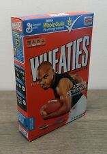 Vintage Wheaties Cereal w/ Adrian Peterson 10.9 oz Full Box Factory Sealed