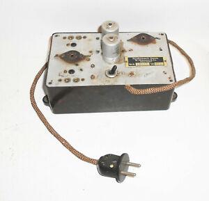 Antennenverstärker Rundfunkwerk Sonata W Niemann & Co ATV100 Vintage !