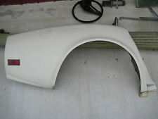 Original 1974-1982 Corvette  Passengers Side RH Rear Fender Patch ~ OEM