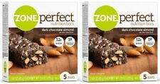 Zone Perfect Nutrition Bars Dark Chocolate Almond 2 Box Pack