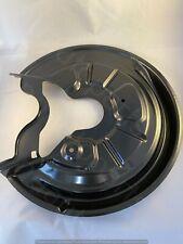Rear Left Brake Disc Dust Cover Back Plate Shield For Seat Altea Leon Toledo 1P1