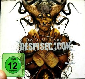 Despised Icon - Day Of Mourning  -  CD, VG