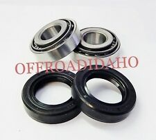 REAR WHEEL BEARING SEAL KIT HARLEY FX SUPER GLIDE 1973 1974 1975 1976 1977 1978
