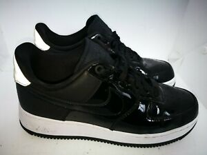 Nike Air Force 1 black casual trainers size 5