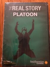 The Real Story: Platoon (Dvd, 2017) Smithsonian Channel
