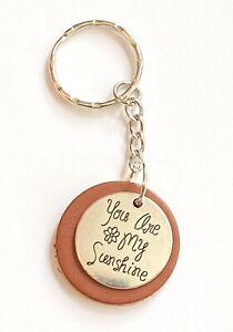 You Are My Sunshine Keyring/Bag/Purse Charm