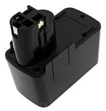 12 V Nimh Batterie pour Bosch PSR 12ves-2 | 3000 mAh | 120 ABS 12 AHS 3 4 ASG 52 ATS 12