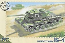 Soviet IS-1 Heavy Tank 1/72 Scale PST 72001 (free shipping)