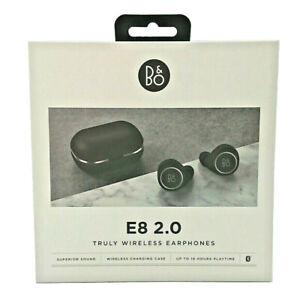 Bang&Olufsen Beoplay E8 2.0 Bluetooth-Earbuds Kopfhörer Schwarz Headset Kabellos